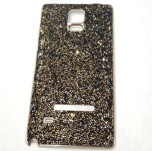 ⤵️⤵️ NWOB Swarovski Samsung Note 4 Case